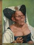 Ugly Duchess of Wonderland mug