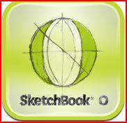 Sketchbook helps the iPad become the Opad : GraphicSpeak