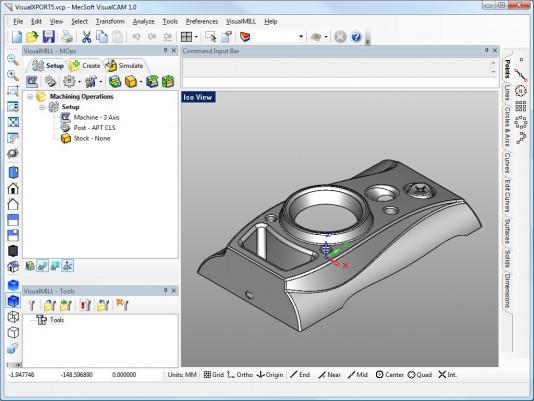 MecSoft releases VisualXPORT for Autodesk Inventor