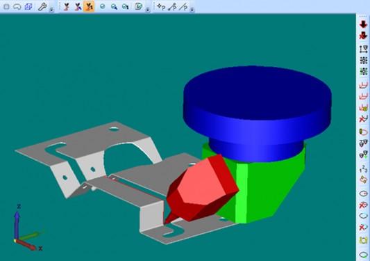 Lantek Updates Flex3d Sheet Metal Cad Suite Graphicspeak