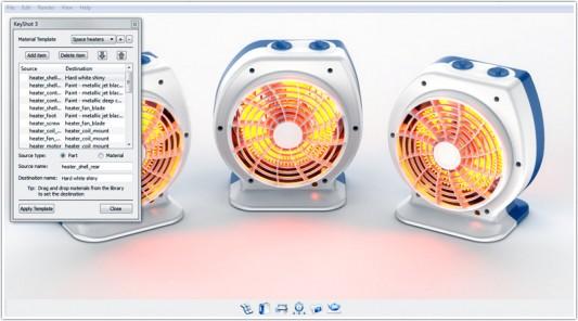 Luxion releases KeyShot 3 2 : GraphicSpeak