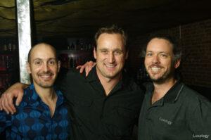 Luxology's Founders: Allen Hastings, Brade Peebler, and Stuart Ferguson