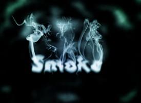 SMOKE SMOKEY LOGO THING