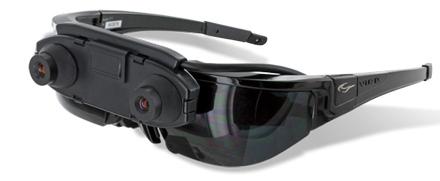 Vuzix races to meet Google in wearable computing market