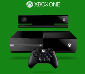 The new Xbox One. (Source: Microsoft)