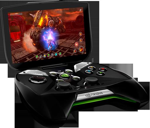 The Nvidia Shield will ship starting June 27. (Source: Nvidia)
