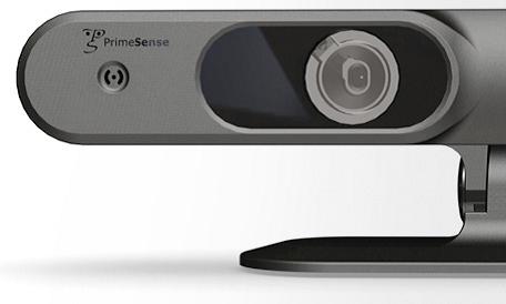 : The PrimeSense Capri 3D sensor. (Source: PrimeSense)