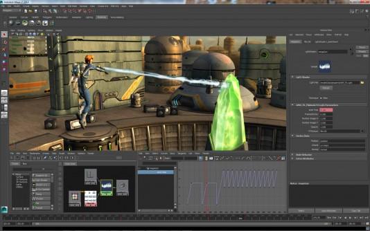Autodesk releases extension for new Maya LT • GraphicSpeak