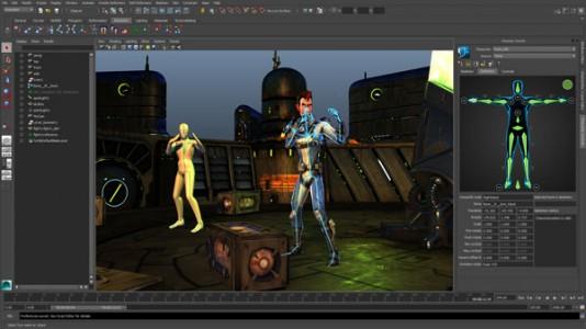 Autodesk updates new Maya LT with MEL scripting • GraphicSpeak