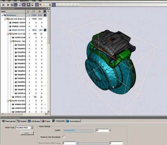 Anark 4 2 combines 3D PDF, HTML5, STEP information into