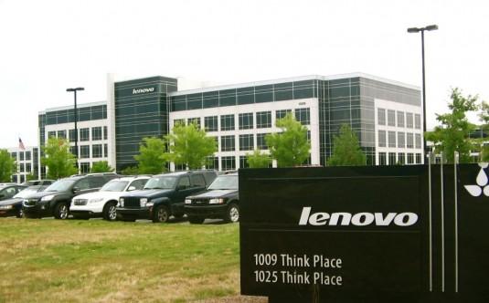 Lenovo North American headquarters in Morrisville, NC (Source: Cary Citizen)