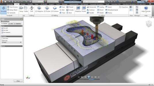 Autodesk releases Inventor HSM CAM software • GraphicSpeak