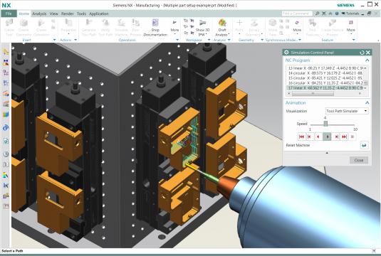 Siemens PLM offers NX via private cloud technology