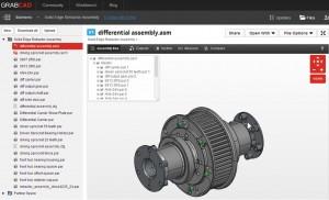 SolidEdge model in GrabCAD