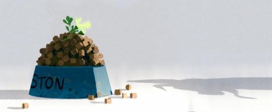 Feast. (Source: Siggraph via Walt Disney Animation Studios)