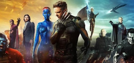 X-Men: Days of Future Past (Source: Siggraph via Twentieth Century Fox)