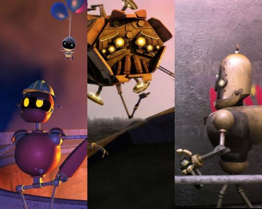 Dam Robots (Source: Siggraph)