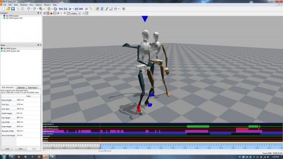 Xsens redesigns motion capture line, drops price : GraphicSpeak