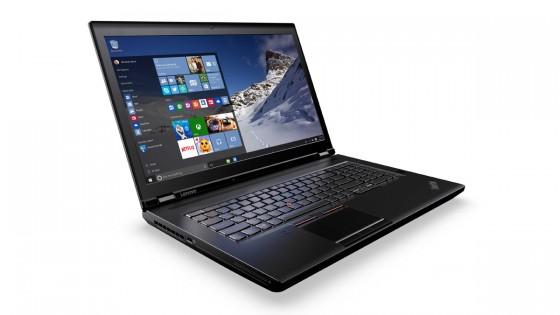 The Lenovo ThinkPad P70 sports a new Skylake-class Intel CPU. (Source: Lenovo)