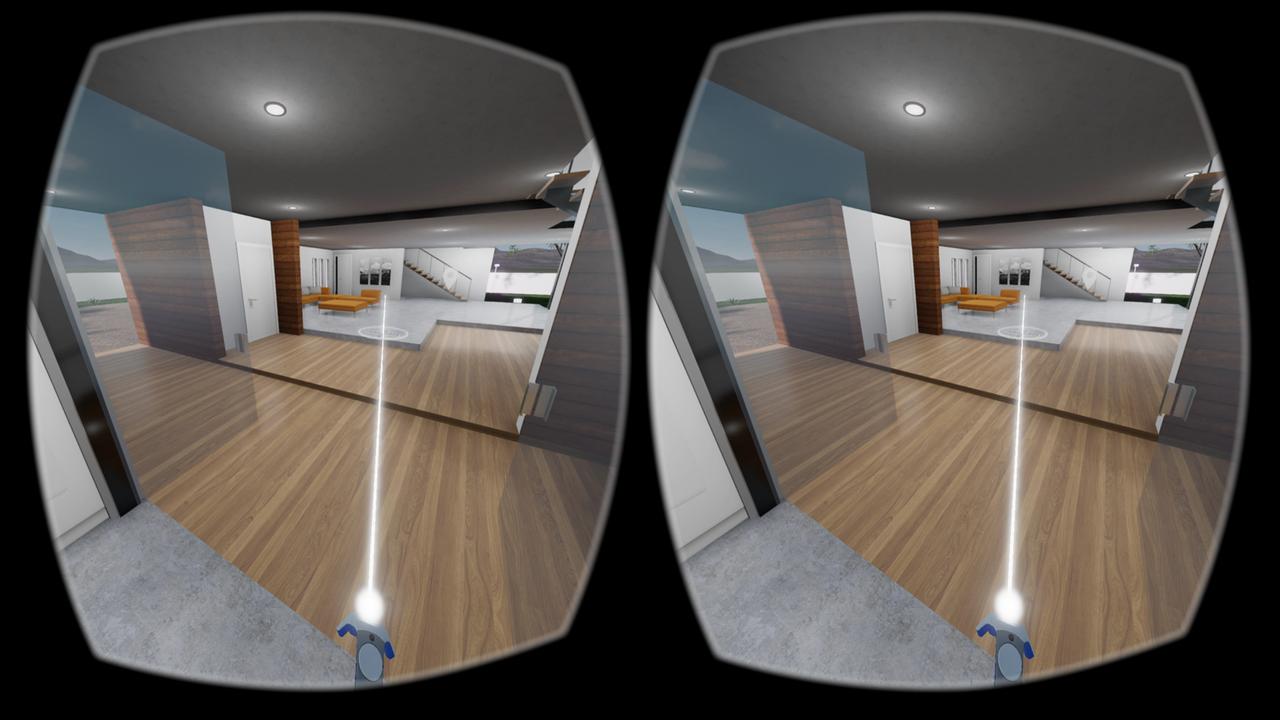 VR Viewer HMD - Tek Gear