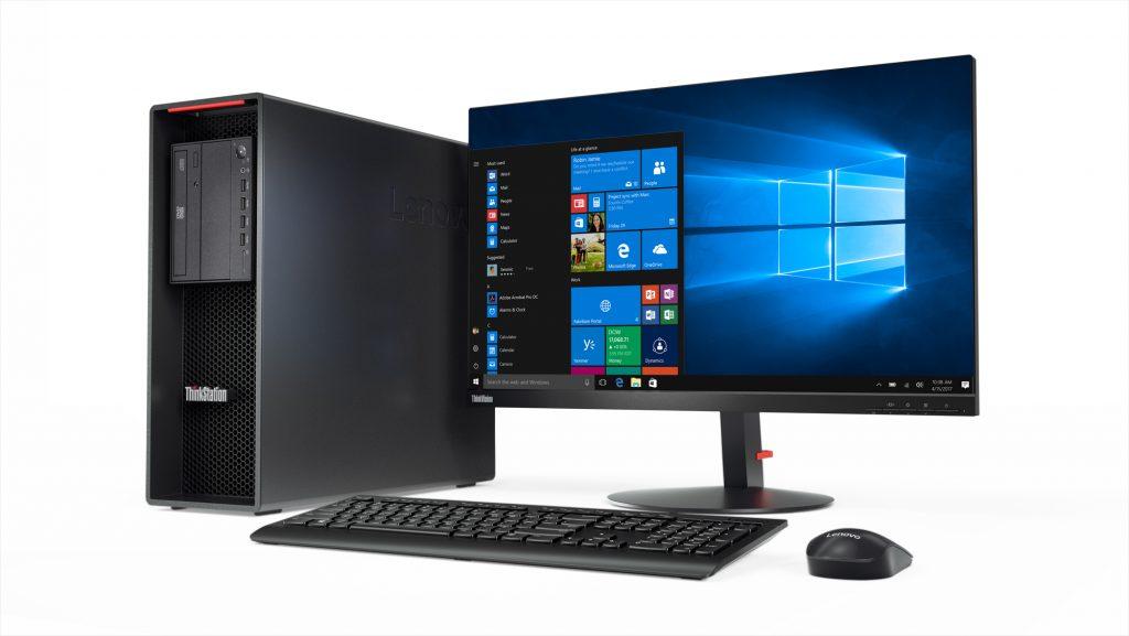 Lenovo announces ThinkStation P520, P520c workstations and