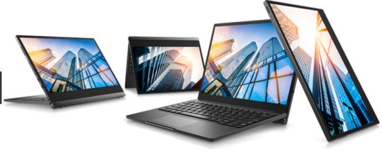 Dell's 13-inch 2-in-1, the Latitude 7390 • GraphicSpeak