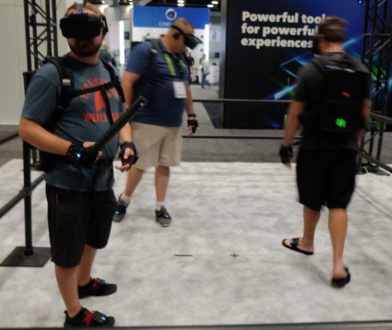 VR looks different at Siggraph • GraphicSpeak